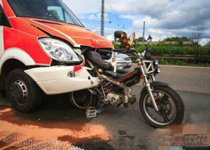 诡异的  车祸