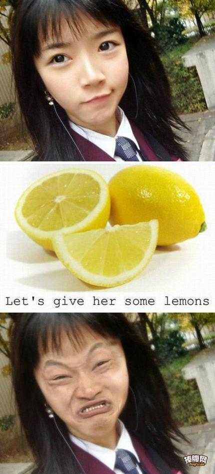 不给柠檬吃的后果!