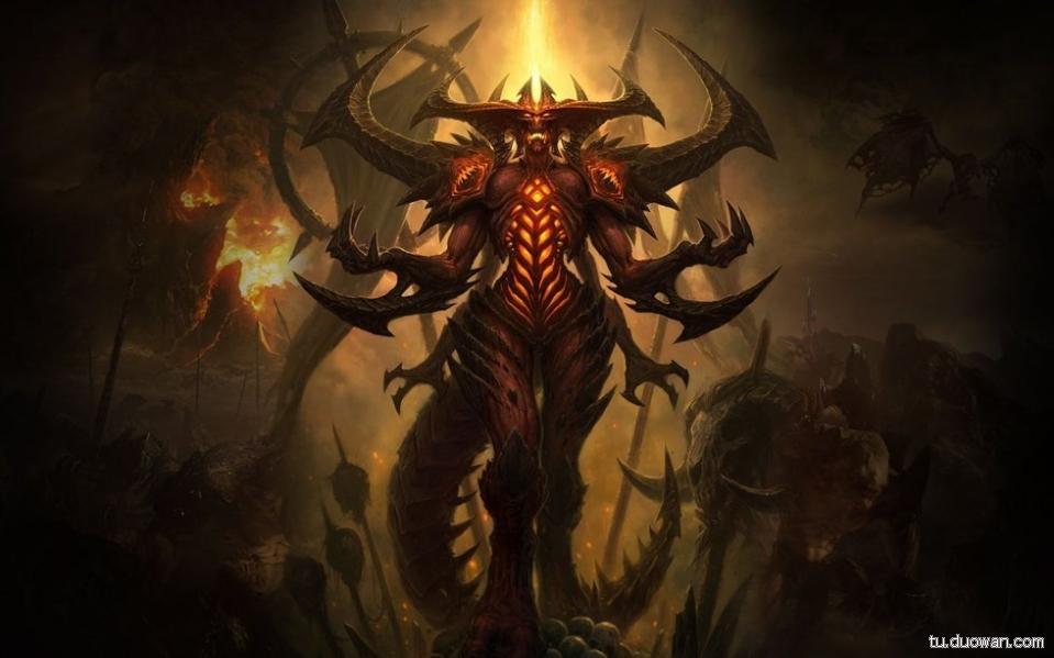《暗黑破坏神3》原图